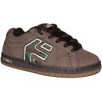 Chaussures Garçon Baskets basses Etnies samples shoes  CINCH BROWN CAMO KIDS / ENFANTS Marron