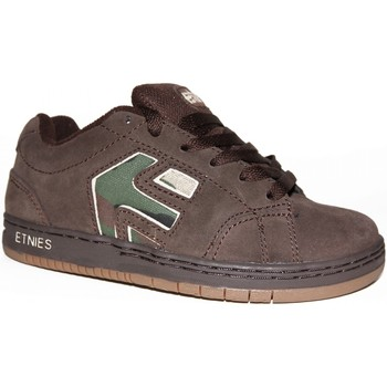 Baskets basses Etnies samples shoes  CINCH BROWN CAMO KIDS / ENFANTS
