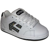 Chaussures Garçon Baskets basses Etnies samples shoes  CINCH WHITE BLACK STARS KIDS / ENFANTS Multicolore