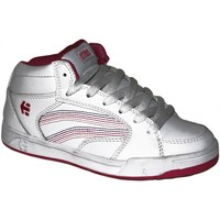 Baskets montantes Etnies samples shoes  CZAR MID WHITE PINK PINK KIDS / ENFANTS