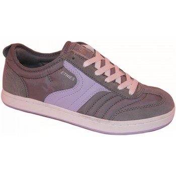 Chaussures Femme Baskets basses Etnies samples shoes  DEBUT GREY VIOLET WHITE WOMEN Multicolore