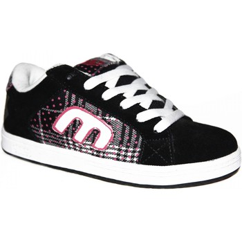 Baskets basses Etnies samples shoes  DIGIT BLACK PLAID KIDS / ENFANTS