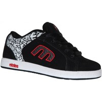 Chaussures Garçon Baskets basses Etnies samples shoes  DIGIT BLACK RED WHITE KIDS / ENFANTS Multicolore