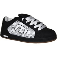 Baskets basses Etnies samples shoes  DIGIT BLACK WHITE BLACK KIDS / ENFANTS