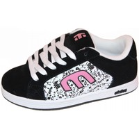 Chaussures Fille Baskets basses Etnies samples shoes  DIGIT BLACK WHITE PINK KIDS / ENFANTS Multicolore