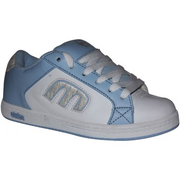 Baskets basses Etnies samples shoes  DIGIT LIGHT BLUE KIDS / ENFANTS
