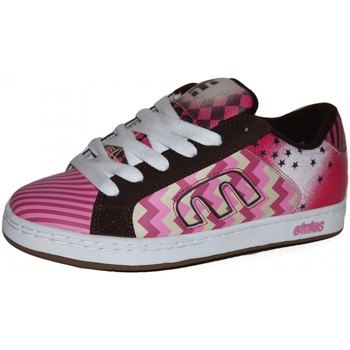 Baskets basses Etnies samples shoes  DIGIT QUEEN ANDREA PINK WOMEN