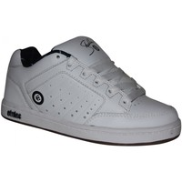 Chaussures Garçon Baskets basses Etnies samples shoes  DIGIT WHITE KIDS / ENFANTS Blanc