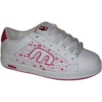 Chaussures Fille Baskets basses Etnies samples shoes  DIGIT WHITE PINK PINK KIDS / ENFANTS Multicolore