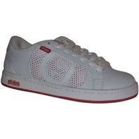 Chaussures Femme Baskets basses Etnies samples shoes  DROP-OUT WHITE HOT PINK WOMEN Blanc