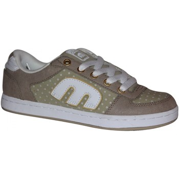 Chaussures Femme Baskets basses Etnies samples shoes  EASY E TAUPE WOMEN Beige