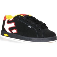 Baskets basses Etnies samples shoes  FADER BLACK GOLD WHITE KIDS / ENFANTS