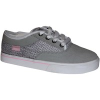 Chaussures Femme Baskets basses Etnies samples shoes  JAMESON SEED GREY PINK WHITE WOMEN Multicolore