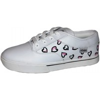 Chaussures Femme Baskets basses Etnies samples shoes  JAMESON WHITE GREY WOMEN Blanc
