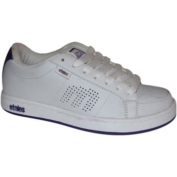 Baskets basses Etnies samples shoes  KING PIN WHITE PURPLE WOMEN