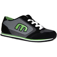 Chaussures Femme Baskets basses Etnies samples shoes  LO CUT 2 BLACK LIME KIDS / ENFANTS Multicolore