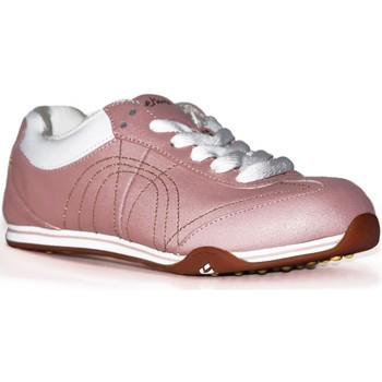 Baskets basses Etnies samples shoes  LO QWAN DO PINK GOLD WOMEN