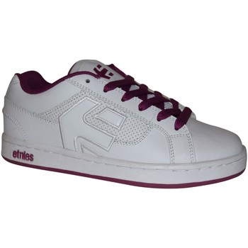 Chaussures Femme Baskets basses Etnies samples shoes  LOCKE WHITE PURPLE WOMEN Blanc