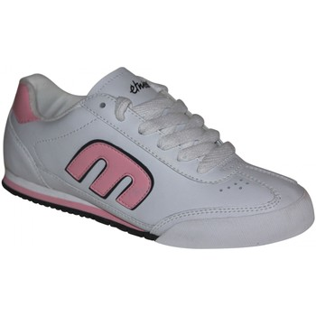 Chaussures Femme Baskets basses Etnies samples shoes  LOMAX WHITE PINK WOMEN Blanc