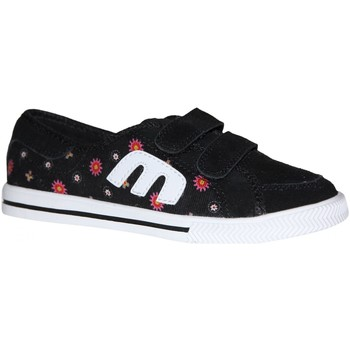 Baskets basses Etnies samples shoes  MISSY BLACK WHITE RED KIDS / ENFANTS