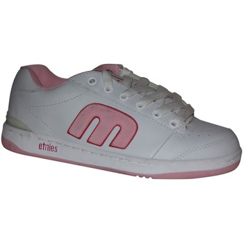 Baskets basses Etnies samples shoes  NOVICE PINK WHITE WOMEN