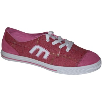 Baskets basses Etnies samples shoes  PLIMSY PINK WHITE WOMEN