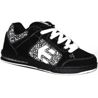 Chaussures Garçon Baskets basses Etnies samples shoes  PRIM BLACK WHITE BLACK KIDS / ENFANTS Noir et Blanc