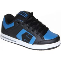 Chaussures Garçon Baskets basses Etnies samples shoes  PRIME BLACK BLUE KIDS / ENFANTS Noir