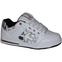 Chaussures Garçon Baskets basses Etnies samples shoes  PRIME WHITE BLACK RED KIDS / ENFANTS Multicolore