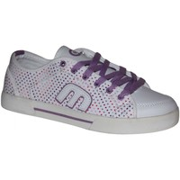 Baskets basses Etnies samples shoes  RHEA PURPLE WHITE WOMEN