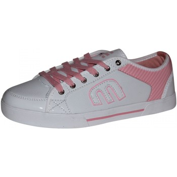 Baskets basses Etnies samples shoes  RHEA WHITE PINK WOMEN