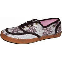 Chaussures Femme Baskets basses Etnies samples shoes  RITA MAY BROWN PINK WOMEN Marron