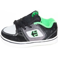 Chaussures Garçon Baskets basses Etnies samples shoes  RONIN BLACK GREEN TODDLER Noir