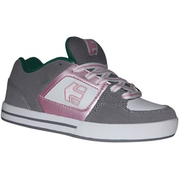 Chaussures Fille Baskets basses Etnies samples shoes  RONIN GREY PINK WHITE KIDS / ENFANTS Multicolore