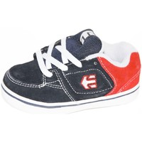 Chaussures Garçon Baskets basses Etnies samples shoes  RONIN NAVY RED TODDLER Bleu marine