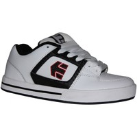 Chaussures Garçon Baskets basses Etnies samples shoes  RONIN WHITE BLACK RED KIDS / ENFANTS Multicolore
