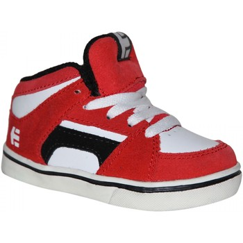 Chaussures Garçon Baskets montantes Etnies samples shoes  RVM RED WHITE BLACK TODDLER Multicolore
