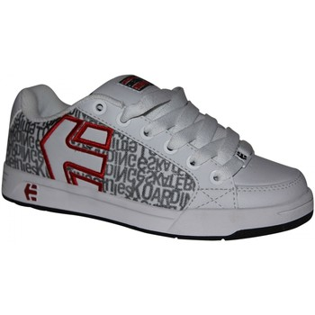 Chaussures Garçon Baskets basses Etnies samples shoes  SHECKLER 3 WHITE BLACK PRINT KIDS / ENF Multicolore