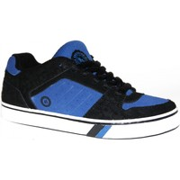 Chaussures Garçon Baskets basses Etnies samples shoes  SHECKLER BLACK BLUE KIDS / ENFANTS Noir