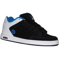Baskets basses Etnies samples shoes  SHECKLER WHITE BLUE BLACK KIDS / ENFANT