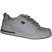 Baskets basses Etnies samples shoes  STANCE WHITE RED GUM WOMEN