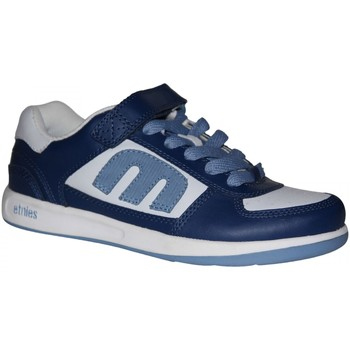 Chaussures Femme Baskets basses Etnies samples shoes  THE ASSIST NAVY BLUE WHITE WOMEN Bleu marine