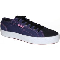 Baskets basses Etnies samples shoes  TOWNSEND NAVY PINK WOMEN