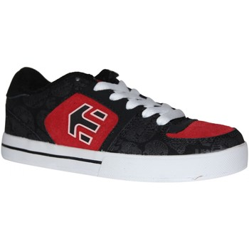 Chaussures Garçon Baskets basses Etnies samples shoes  TRADER BLACK WHITE RED KIDS / ENFANTS Multicolore
