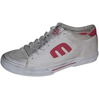 Chaussures Femme Baskets basses Etnies samples shoes  VENTAGE WHITE PINK WOMEN Blanc