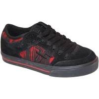 Chaussures Garçon Baskets basses Fallen samples shoes  RIPPER BLACK RED DRIPS KIDS / ENFANTS Multicolore