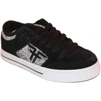 Chaussures Garçon Baskets basses Fallen samples shoes  RIPPER BLACK SNAKE KIDS / ENFANTS Noir