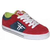 Chaussures Garçon Baskets basses Fallen samples shoes  RIPPER RED ROYAL LIME KIDS / ENFANTS Multicolore