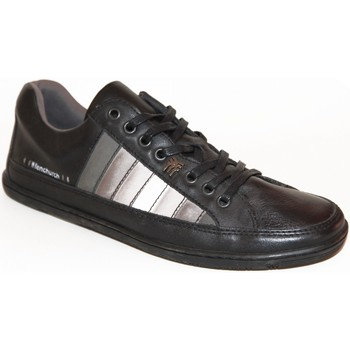 Chaussures Homme Baskets basses Fenchurch samples shoes  FEMCEMPE DARK GREY MEN Gris
