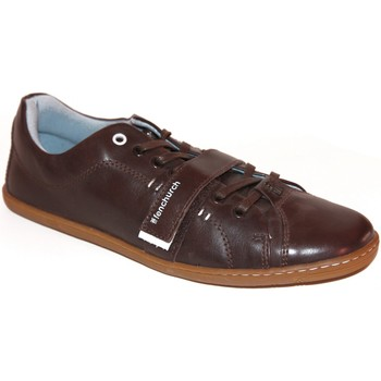 Chaussures Homme Baskets basses Fenchurch samples shoes  FEMLOOP BROWN MEN Marron